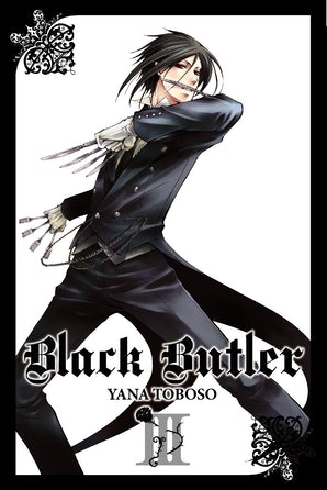 Black Butler, Vol. 3