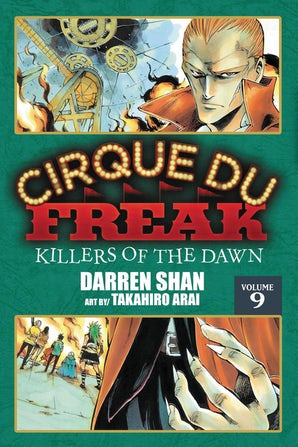 Cirque Du Freak: The Manga, Vol. 9