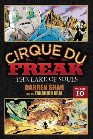 Cirque Du Freak: The Manga, Vol. 10