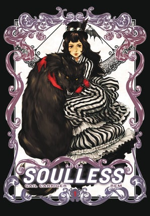soulless-the-manga-vol-1