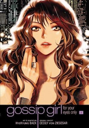 Gossip Girl: The Manga, Vol. 2