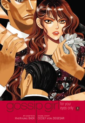 Gossip Girl: The Manga, Vol. 3