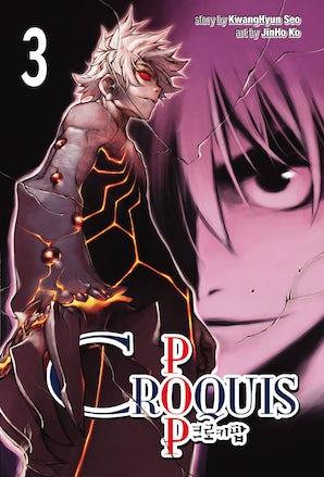 Croquis Pop, Vol. 3