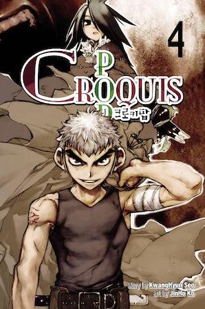 Croquis Pop, Vol. 4