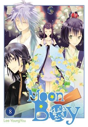 Moon Boy, Vol. 8
