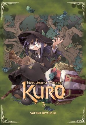 Shoulder-a-Coffin Kuro, Vol. 3