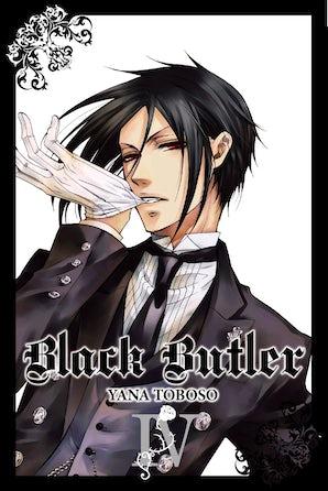 Black Butler, Vol. 4