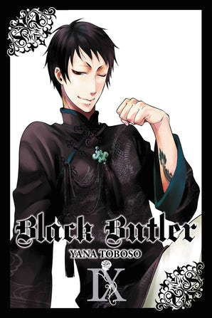 Black Butler, Vol. 9