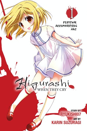 Higurashi When They Cry: Festival Accompanying Arc, Vol. 1