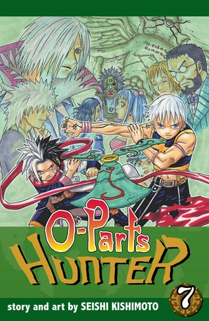 o-parts-hunter-vol-7