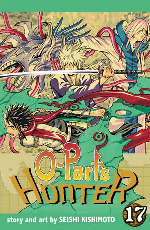 o-parts-hunter-vol-17