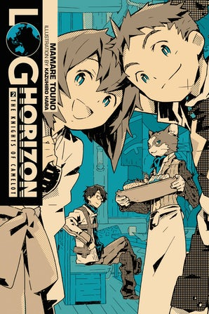 log-horizon-vol-2-light-novel