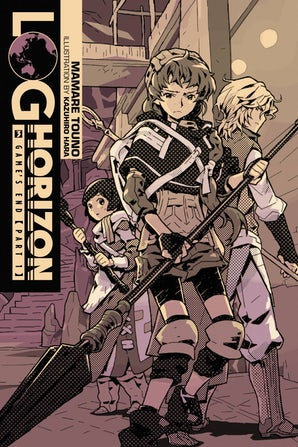log-horizon-vol-3-light-novel