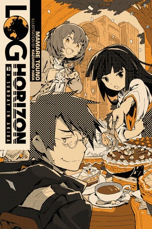 log-horizon-vol-5-light-novel