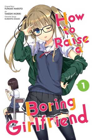 how-to-raise-a-boring-girlfriend-vol-1