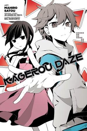 Kagerou Daze, Vol. 5 (manga)