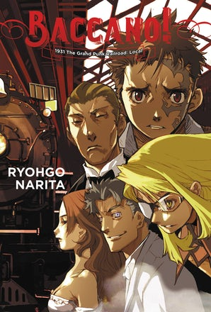 Baccano!, Vol. 2 (light novel)