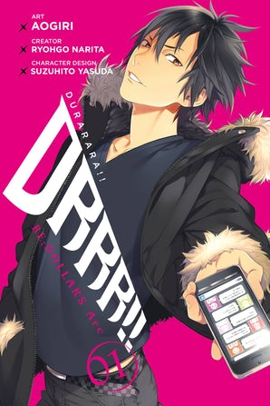 Durarara!! RE;DOLLARS Arc, Vol. 1