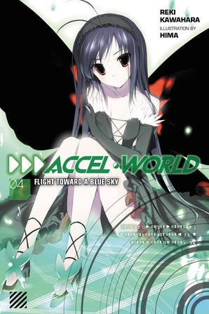 Accel World, Vol. 4 (light novel)