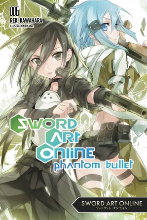 Sword Art Online 6 (light novel)