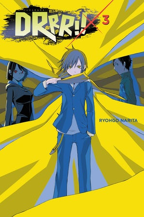 Durarara!!, Vol. 3 (light novel)