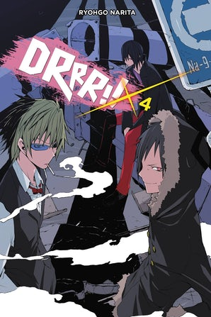 Durarara!!, Vol. 4 (light novel)