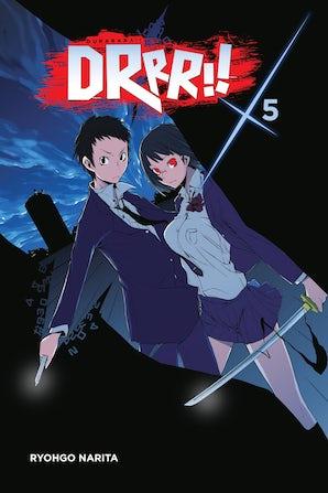 Durarara!!, Vol. 5 (light novel)