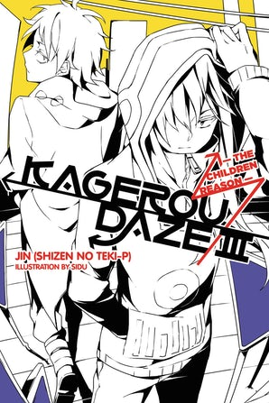 Kagerou Daze, Vol. 3 (light novel)