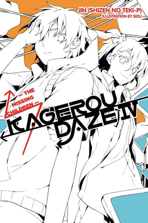 Kagerou Daze, Vol. 4 (light novel)