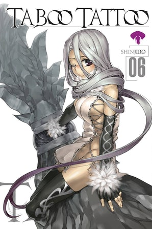 Taboo Tattoo, Vol. 6