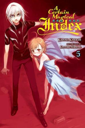 A Certain Magical Index, Vol. 5 (light novel)