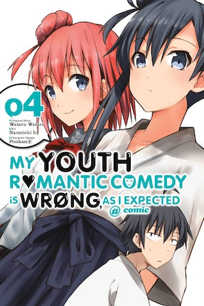 my-youth-romantic-comedy-is-wrong-as-i-expected-comic-vol-4-manga