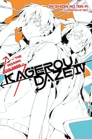 Kagerou Daze, Vol. 4 (light novel)