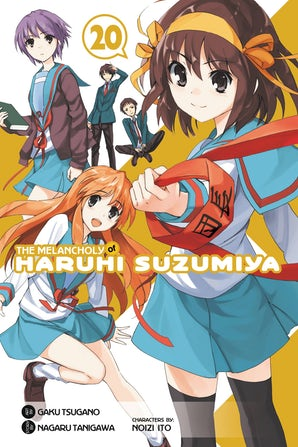 The Melancholy of Haruhi Suzumiya, Vol. 20 (Manga)