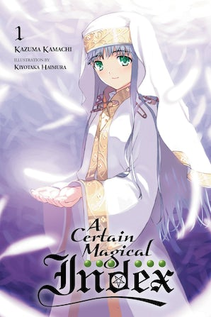 A Certain Magical Index, Vol. 1 (light novel)