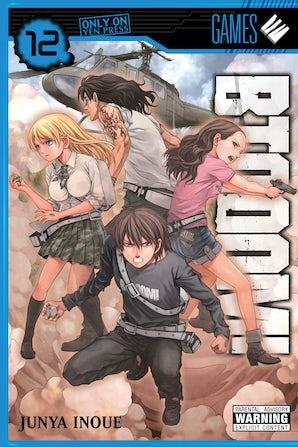 BTOOOM!, Vol. 12