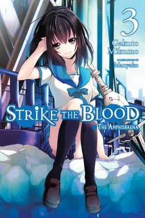 Strike the Blood, Vol. 3 (light novel)