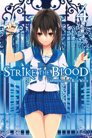 Strike the Blood, Vol. 4 (light novel)