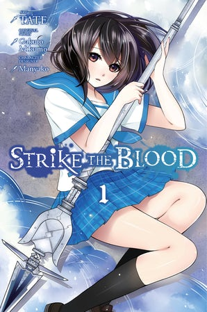 strike-the-blood-vol-1-manga
