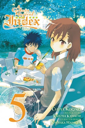 A Certain Magical Index, Vol. 5 (manga)