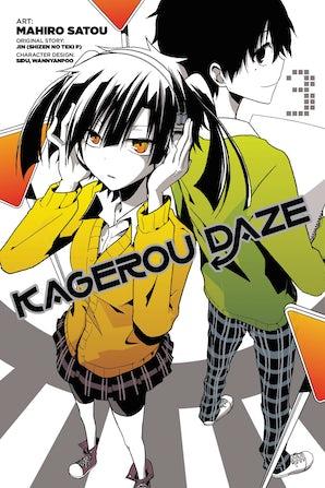 Kagerou Daze, Vol. 3 (manga)