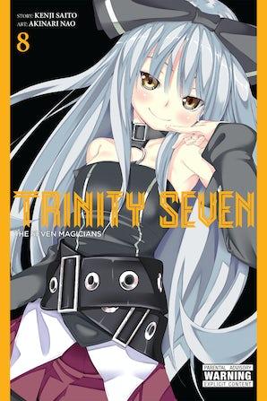 Trinity Seven, Vol. 8