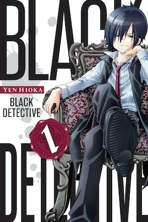 Black Detective, Vol. 1
