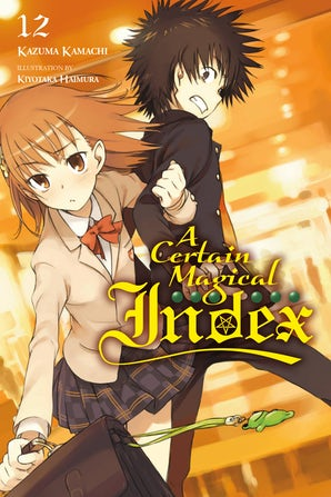 A Certain Magical Index, Vol. 12 (light novel)