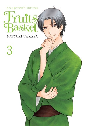 Fruits Basket Collector's Edition, Vol. 3