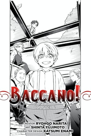 Baccano!, Chapter 2 (manga)