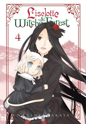 Liselotte & Witch's Forest, Vol. 4