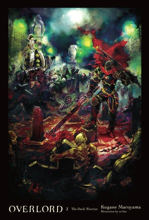 overlord-vol-2-light-novel