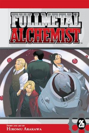 Fullmetal Alchemist, Vol. 26