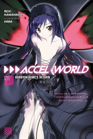 Accel World, Vol. 1 (light novel)